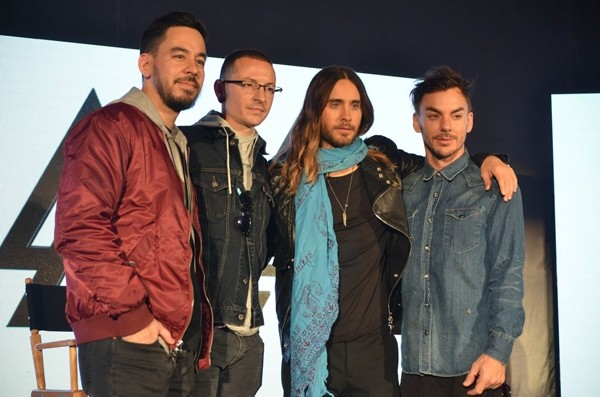 Linkin Park, 30 Seconds to Mars, AFI Unite for the Carnivores Tour