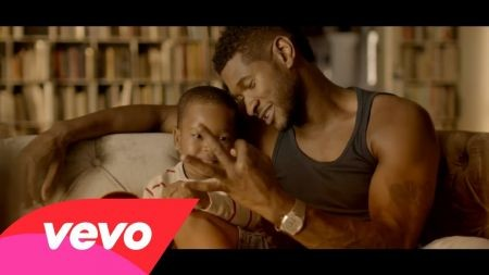 Usher releases official 'Numb' music video