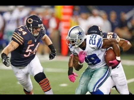 Dallas Cowboys' DeMarco Murray wins September Player of the Month