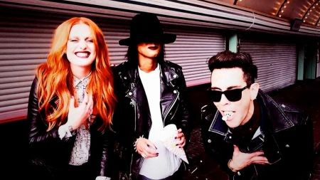 Cobra Starship and Icona Pop party in Sweden for 'Never Been in Love' video