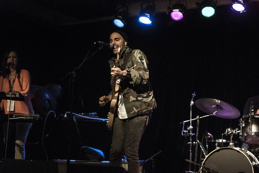 Recap: We Are Stations at Studio Bancs CMJ Showcase on October 21