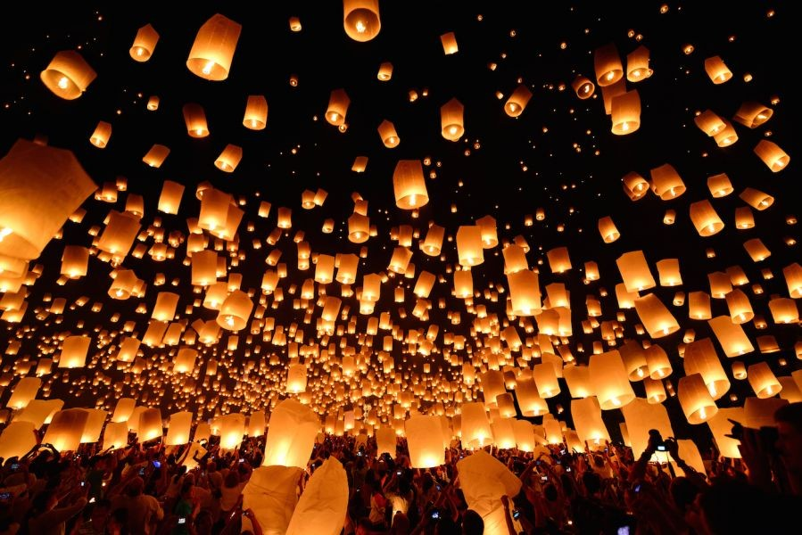 Tickets still remain for the RISE Lantern Festival on Oct 18 AXS