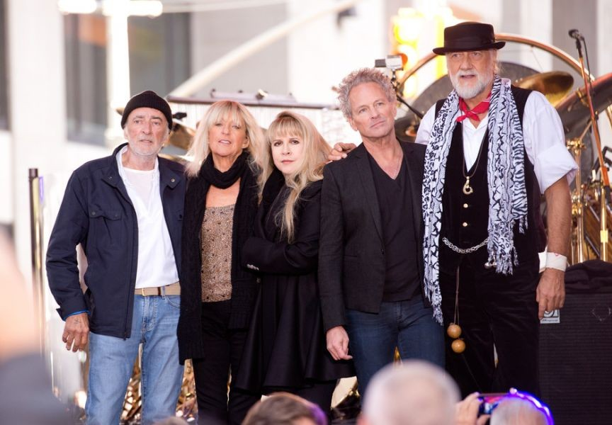 Fleetwood Mac reveals new 2015 North American tour dates