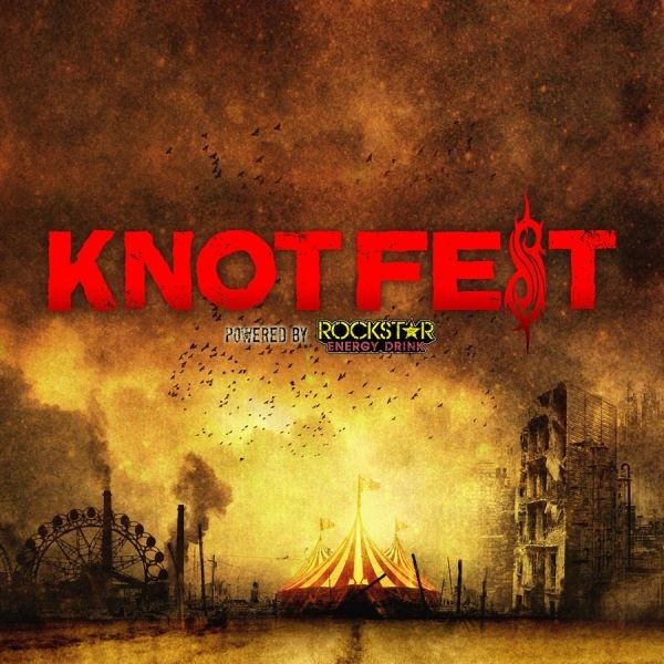 Band performance times announced for Slipknot's Knotfest