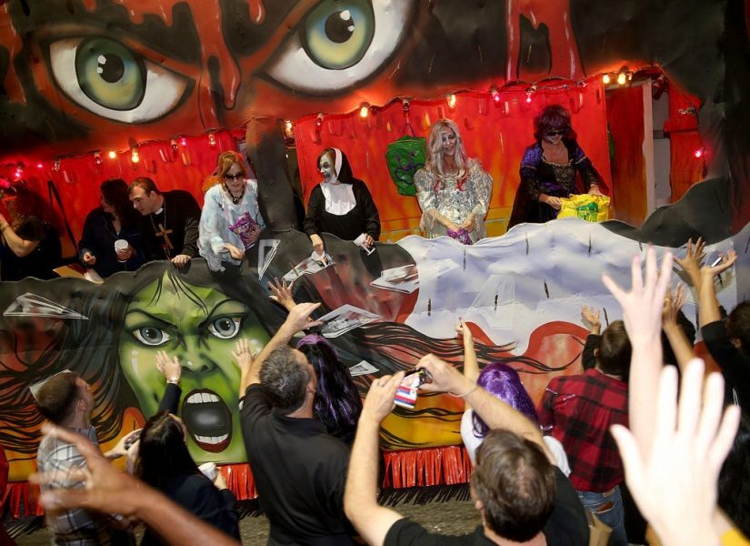 best halloween parties in new orleans - New Orleans Halloween Parties