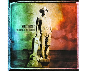 Kenny Chesney unveils title and cover art of new album, due out on June 19th