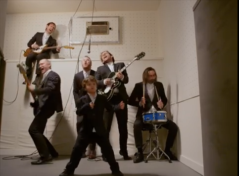 The National release official 'Sea of Love' music video