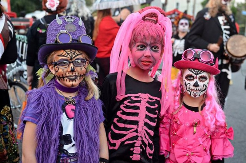 best family halloween events in new orleans - New Orleans Halloween Parties