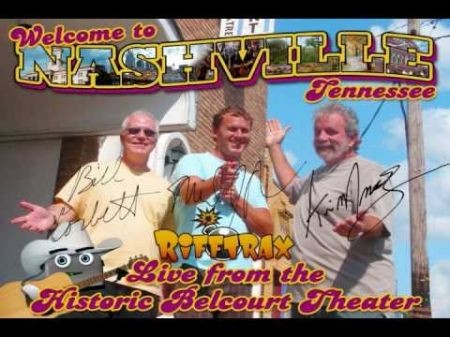 Laugh it up with The Rifftones, the musical side of movie geniuses RiffTrax