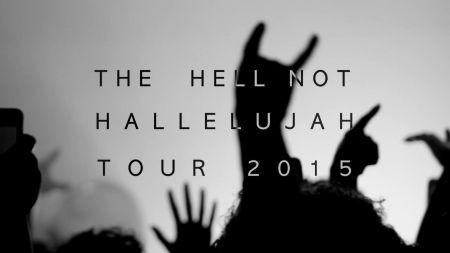 Marilyn Manson reveals The Hell Not Hallelujah tour dates