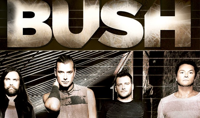 Bush tickets at Power Plant Live!, Baltimore