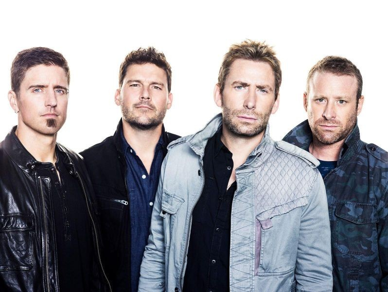 Nickelback's 2015 'No Fixed Address' tour coming to the Gorge Amphitheatre