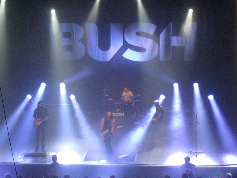 Bush and Our Lady Peace a blast from the past for 89X - AXS