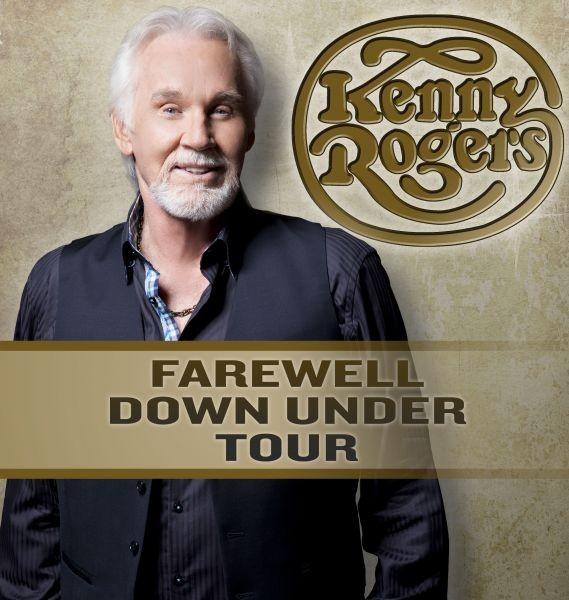 Kenny Rogers Tour Australia