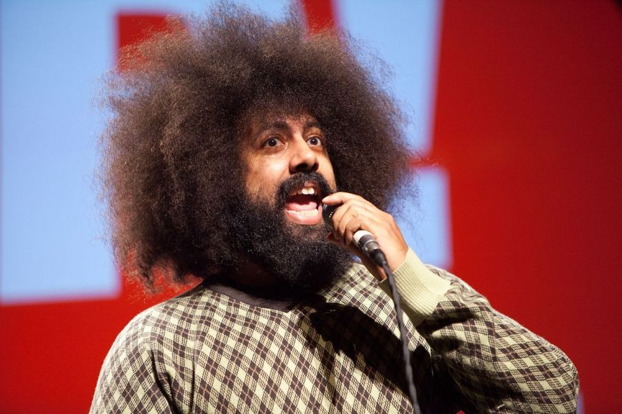 Reggie Watts brings his one of a kind show to Detroit
