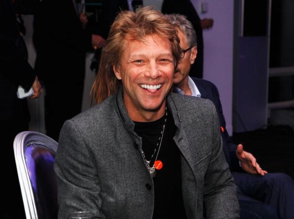 Jon Bon Jovi set to perform at 'Tiger Jam' in Vegas for Woods' charity weekend
