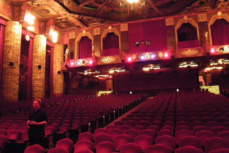 Oakland movie theather in miami