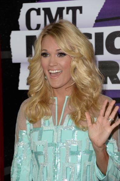 Carrie Underwood on Blown Away Tour exhibit: 'I don't take it lightly'