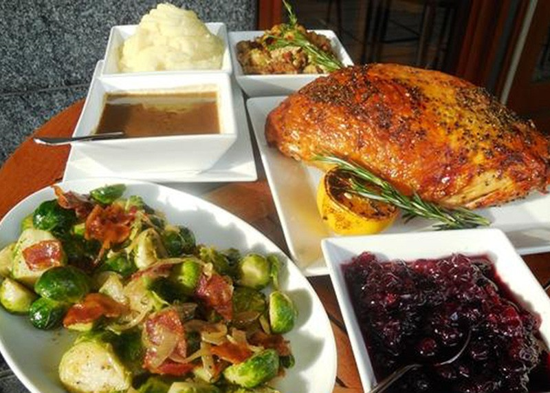 Best places for thanksgiving meals to go in dc axs for Best things to have for thanksgiving dinner