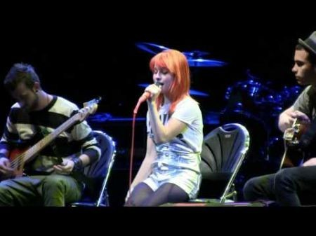 Paramore performs at 7th Annual MusiCares MAP Fund Benefit