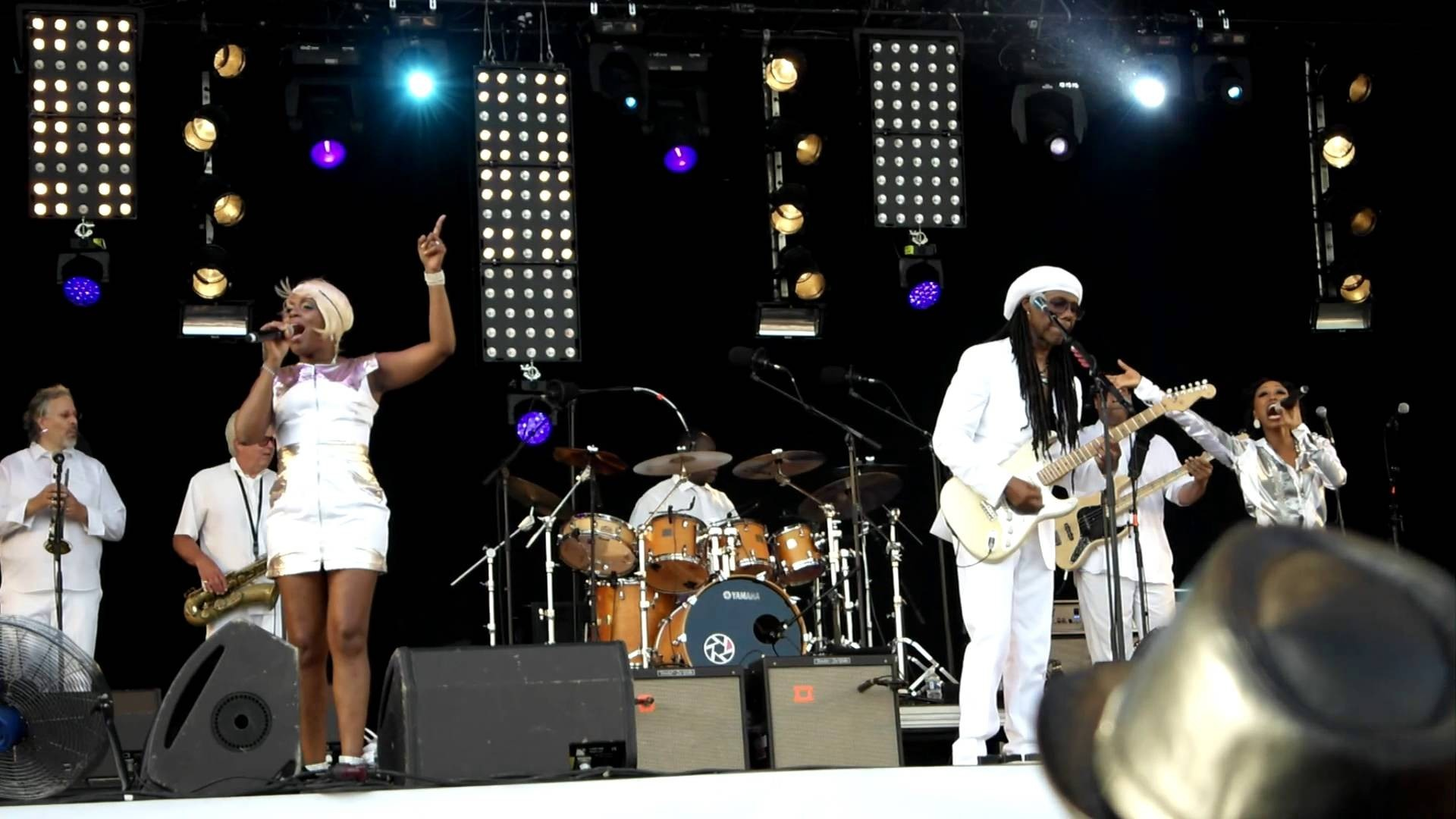 Dance/Funk rockers Chic celebrate nearly forty years as a band with music