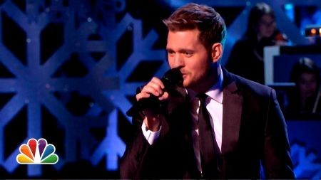 Michael Buble returns with fourth TV special Christmas In New York ...