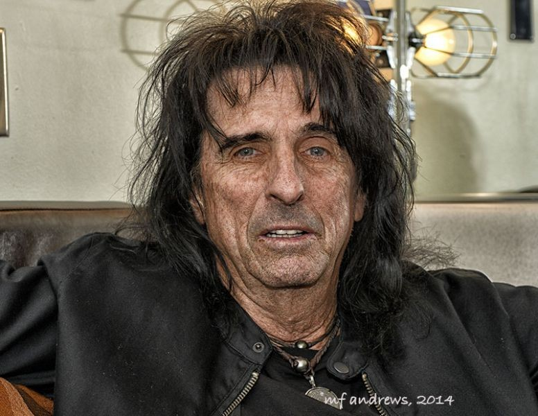 Alice Cooper speaks candidly about Solid Rock and his 2014 ...