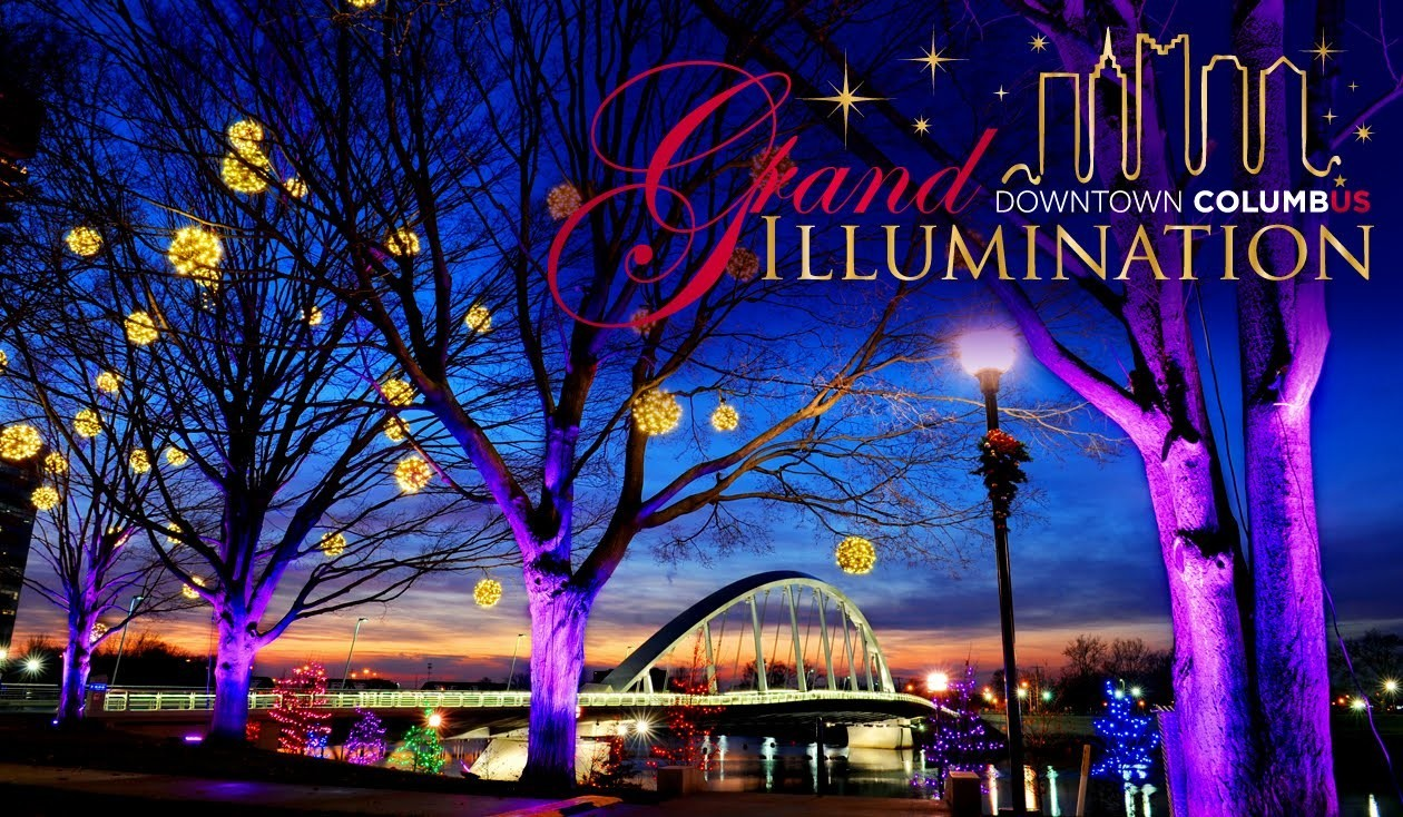Best places to see christmas lights in columbus ohio axs for Best places to visit for christmas