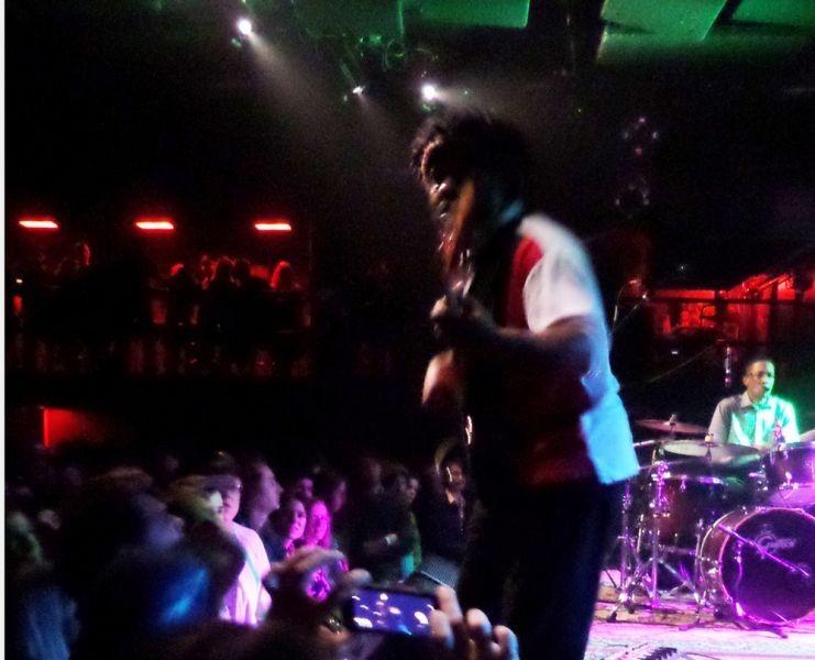 Victor Wooten's new groove set Cervantes ablaze last weekend