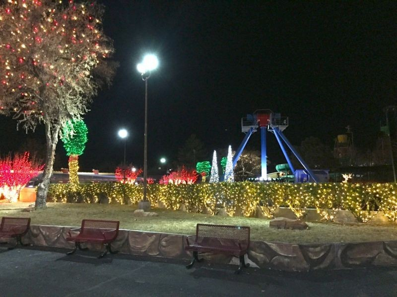 Cliff's Amusement Parks transforms into a holiday wonderland in ...
