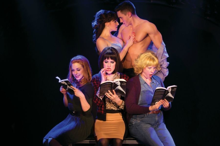 50 Shades The Parody to open at Bally's Las Vegas in 2015
