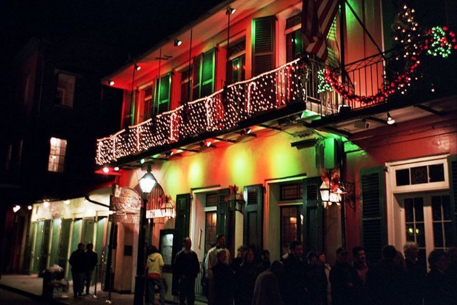 best places to see christmas lights in new orleans - Lafreniere Park Christmas Lights