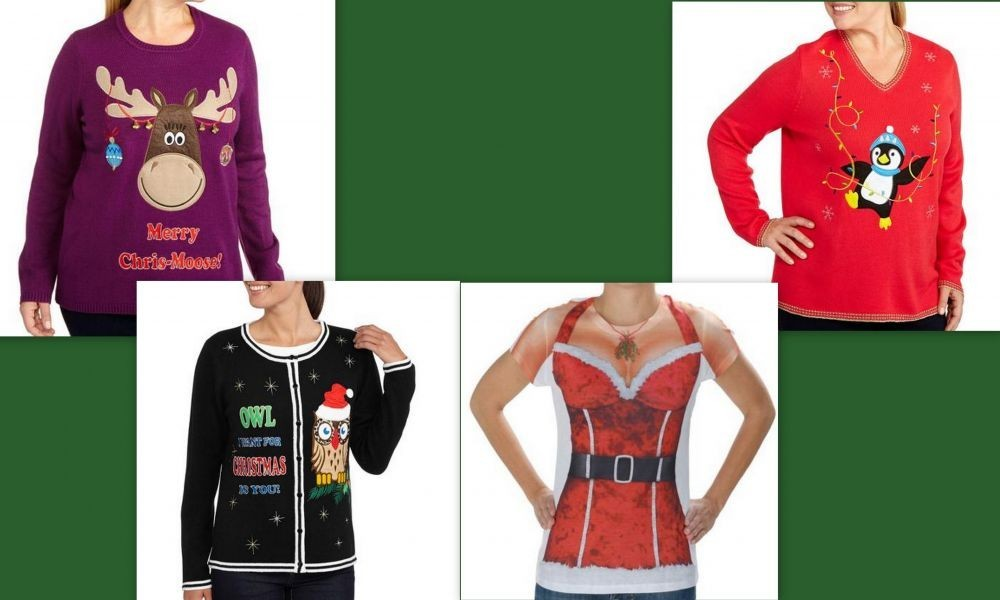 Best places to buy an ugly Christmas sweater in New York - AXS