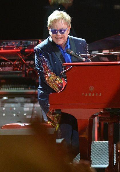 Elton john same sex marriage