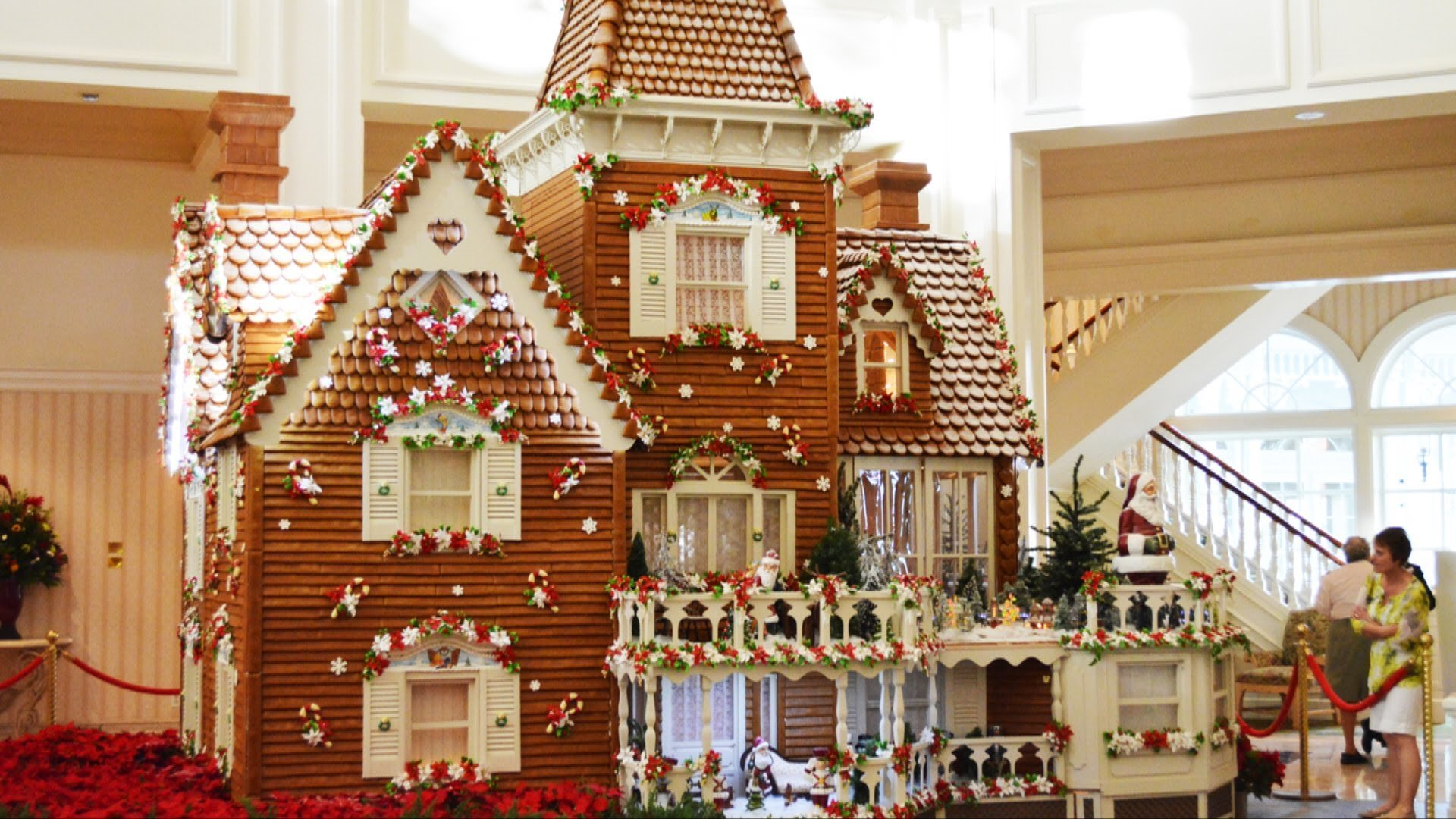 Orlandos top gingerbread houses still on display