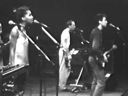 Video of a complete 1980 Talking Heads concert surfaces