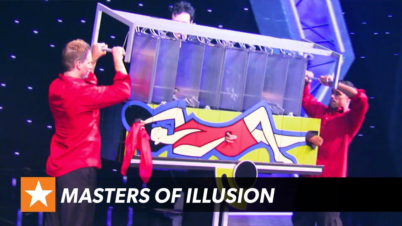 magicians masters of illusions essay Magicians use such sensory illusions in their tricks, but they also  robyn kim is  a graduate student in the shams lab at the university of.