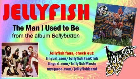 Jellyfish contemplates its musical naval with 'Bellybutton'