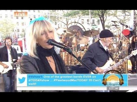 Fleetwood Mac forced to cut Nebraska concert short due to health issues