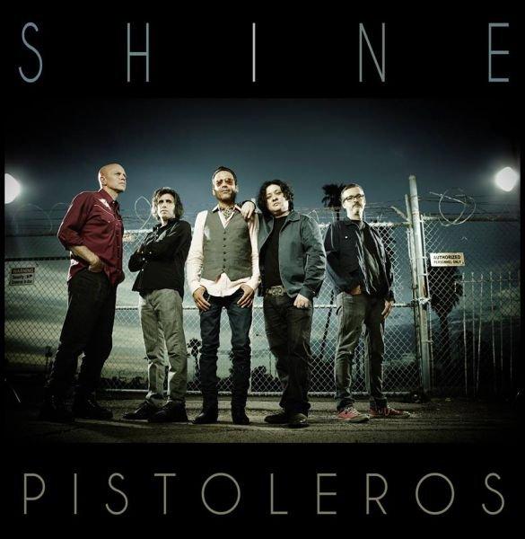 Pistoleros 'Shine' at CD release show