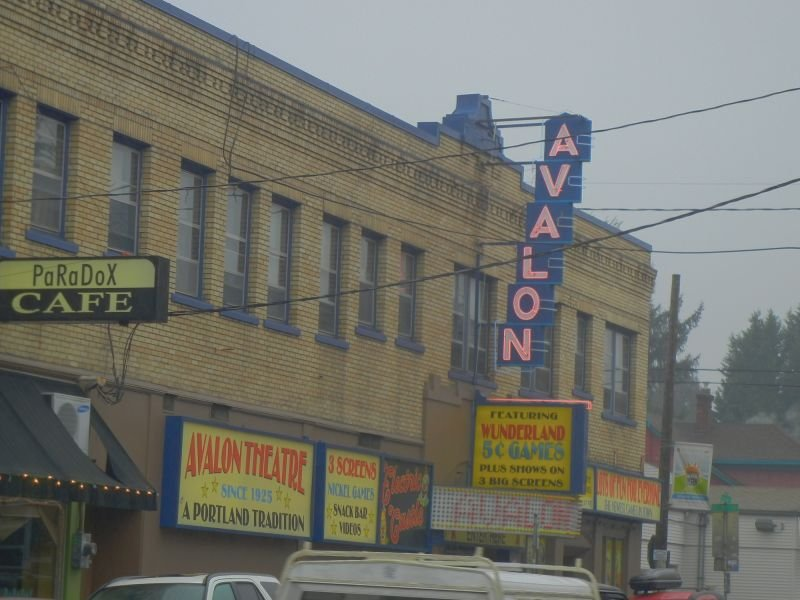 Budget Movie Theaters Abound In Portland, Oregon