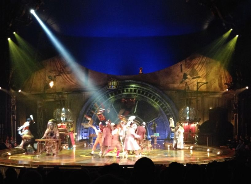 Cirque du Soleil: KURIOS Cabinet des Curiosités Review - AXS