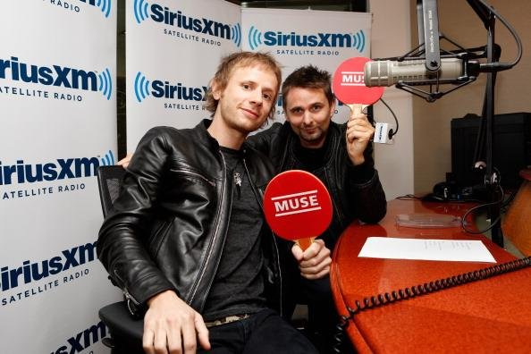 "Muse releases interactive lyric video for ""Panic Station"""