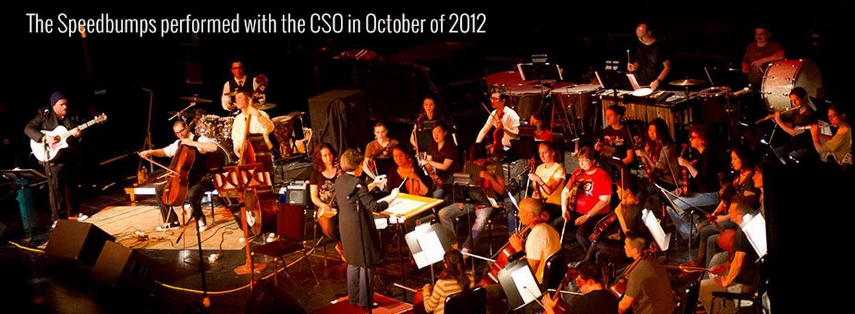 Canton Symphony Orchestra to present The Speedbumps in concert