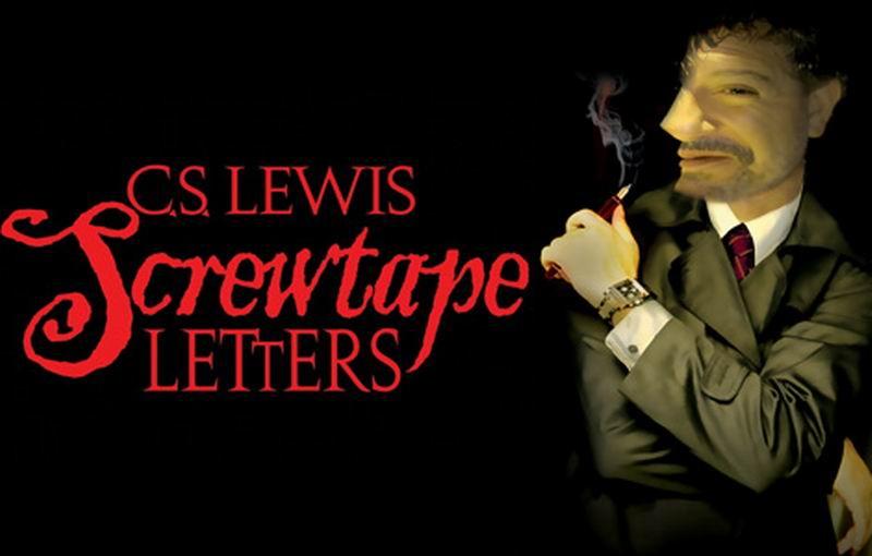 playhouse square presents the screwtape letters by cs lewis