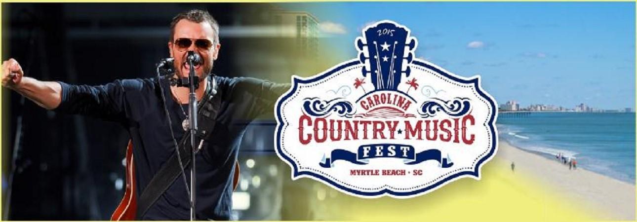 Eric Church and Lady Antebellum to headline Carolina Country Music Festival