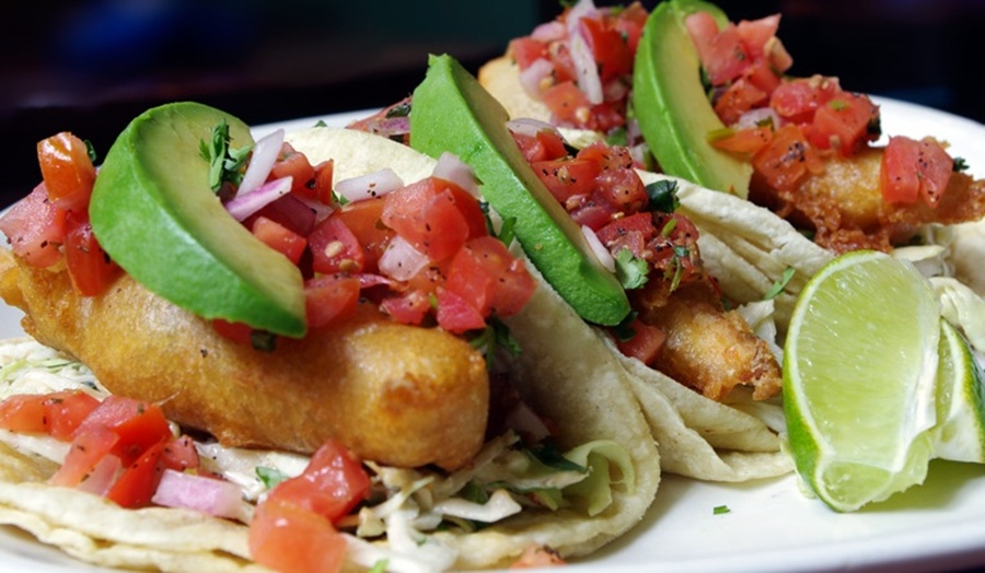 Irish pub fish and tacos axs for Authentic fish tacos
