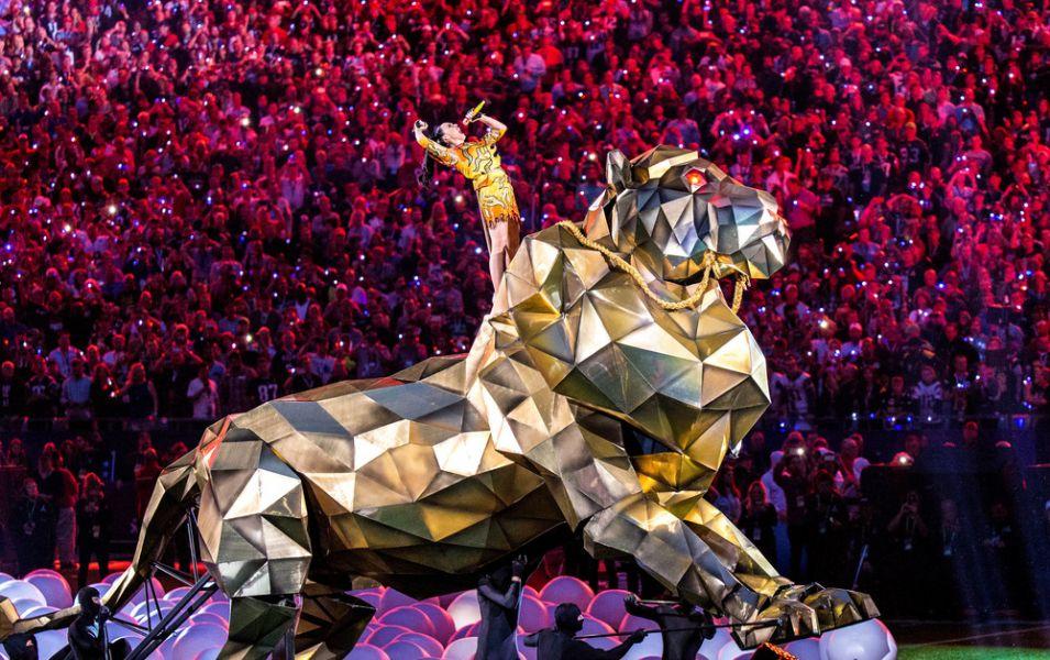 Katy Perry halftime show trumps John Legend, Idina Menzel Super Bowl 2015 poll