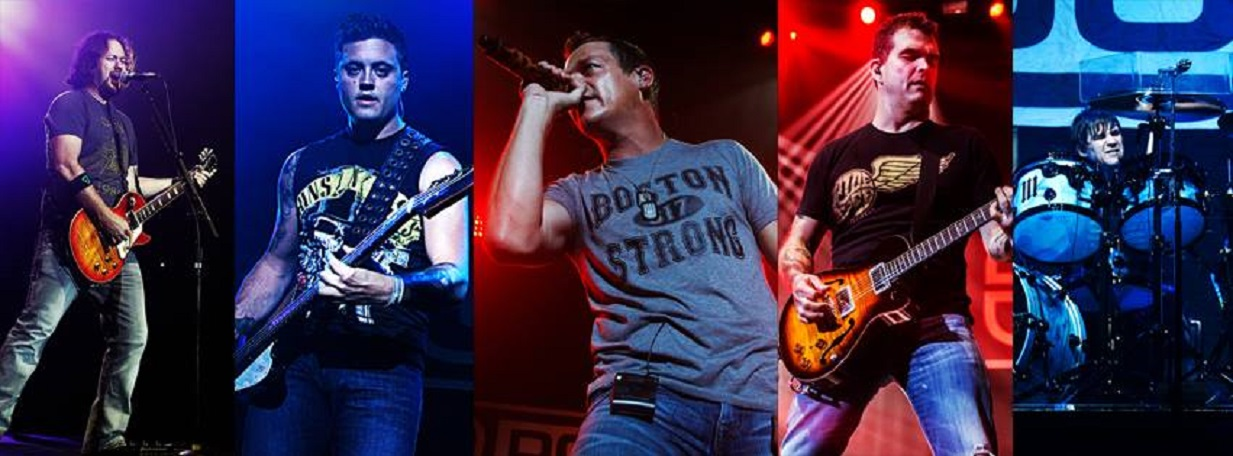 Musical supermen 3 Doors Down rock on with no Kryptonite in sight
