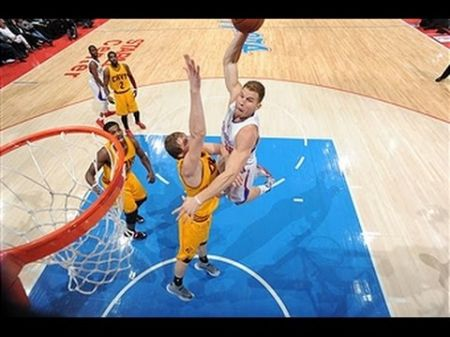 Blake Griffin finding his form fast since returning from injury